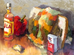 7_Cholula Hot Sauce Still Life