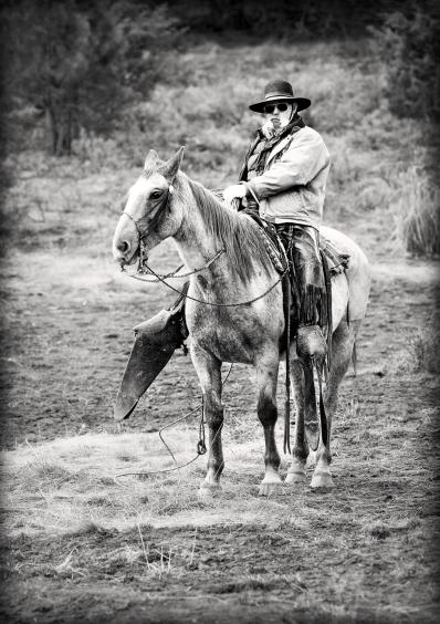a true cowboy