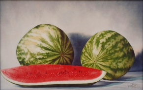 watermelon 18 x28